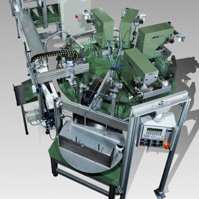 Sägeblattmaschine