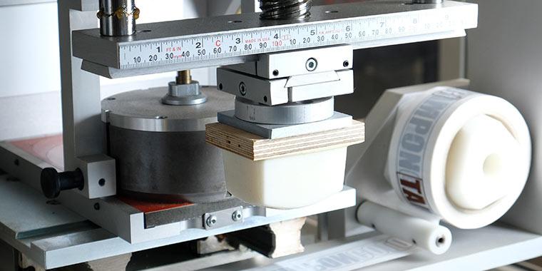 TC 100-120 ET - Servoelektrische Tampondruckmaschine