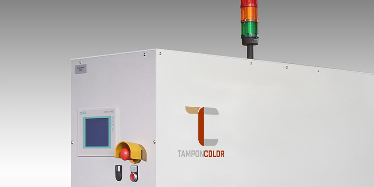 Tampondruck-Systeme von TAMPONCOLOR
