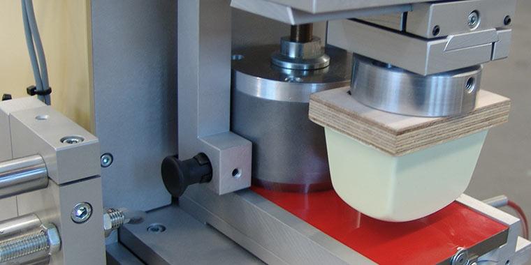 Standard-Tampondruckmaschinen von TAMPONCOLOR